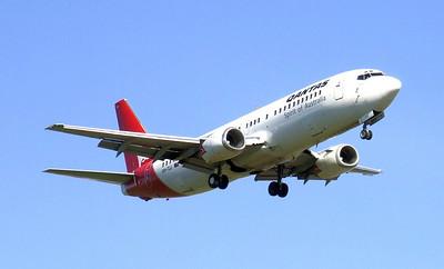 Qantas Boeing 737-400 VH-TJJ