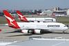 VH-OQC AND VH-OQB QANTAS A380