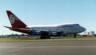 VH-EAA AUSTRALIA ASIA (QANTAS) B747-SP