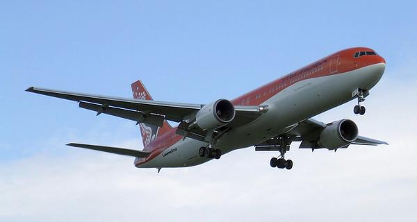Qantas / Australian Boeing 767-300 VH-OGV Australian Airlines Colour Scheme