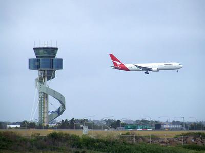 Qantas Boeing 767-300 VH-OGV