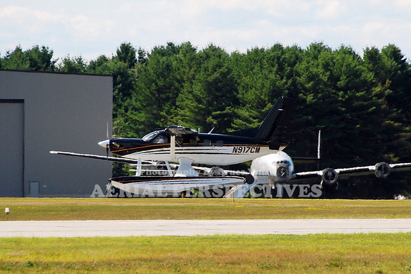 N917CM - 2009 Quest Kodiak 100 Less than 24 hrs. after these photos were taken this aircraft crashed into Brandy Pond, Naples Maine