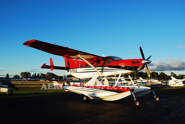 N493KQ - 2008 Kodiak 100