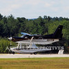 N917CM - 2009 Quest Kodiak 100<br /> Less than 24 hrs. after these photos were taken this aircraft crashed into Brandy Pond, Naples Maine