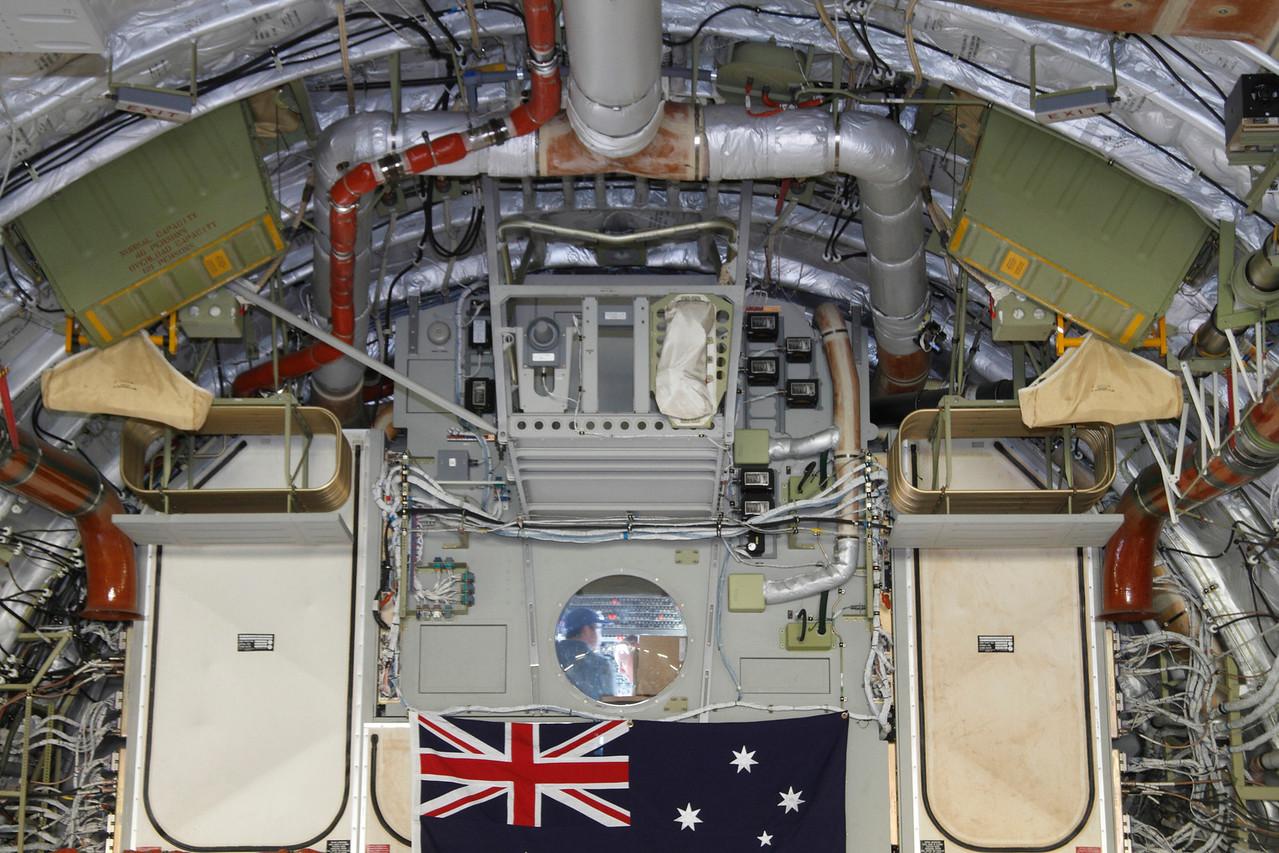 Inside the C17.