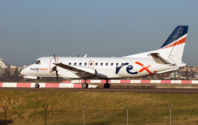 VH-ZLO REX SAAB-340B