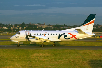 VH-ZRI REX SAAB-340B