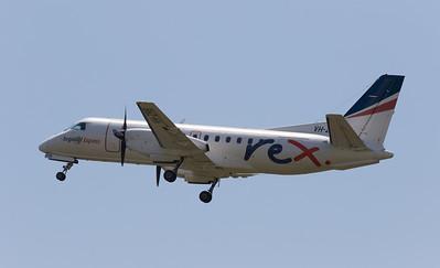 VH-ZRB REX SAAB-340