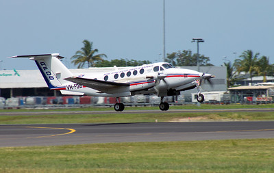 VH-FDB RFDS KING AIR