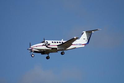 VH-FDR RFDS BEECH-200 KING AIR