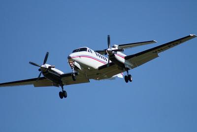 VH-FDZ RFDS (Royal Flying Doctor Service) Beech-200 KING AIR