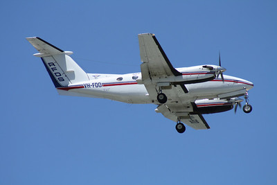 VH-FDO RFDS BEECH-200 KING AIR