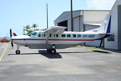 VH-NQD RFDS (Royal Flying Doctor Service) CESSNA-208 CARAVAN