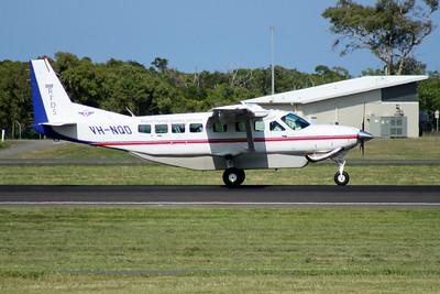 VH-NQD RFDS CESSNA-208B CARAVAN