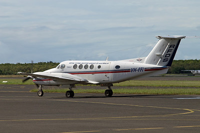 VH-FFI RFDS KING AIR