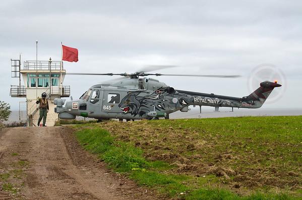 RN Aircraft Range, Lilstock
