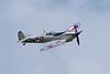 Supermarine Spitfire Mk.IX of Royal Netherlands Air Force historical flight