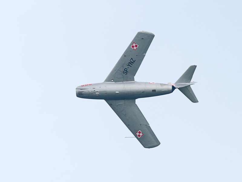 MiG-15 Fagot of Polish Air Force