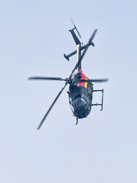 Bo-105 of German Army