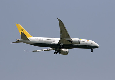 V8-DLA ROYAL BRUNEI B787-8