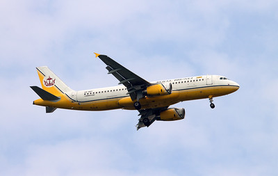 V8-RBT  ROYAL BRUNEI A320