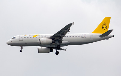 V8-RBU ROYAL BRUNEI A320