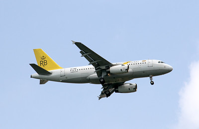 V8-RBP ROYAL BRUNEI A319