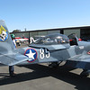 This RV-8A has a gorgeous paint job.