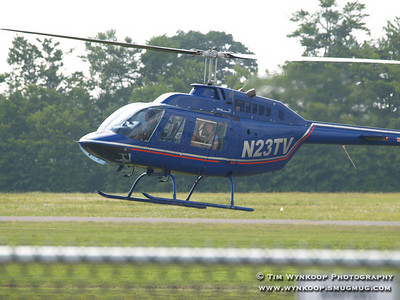 1971 Bell 206B, Registered to: KD Helicopters, Blairstown, NJ.