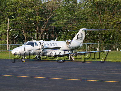 N302CJ, Mark Martin's Cessna 525A Citation CJ2
