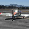Ken Holcomb's RV-7 heading out for a Young Eagles flight.