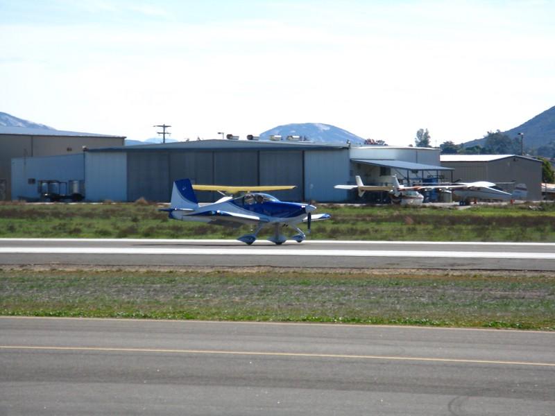 Bill's RV-9A.