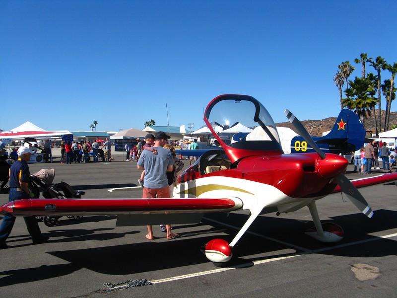 Ken's RV-7.