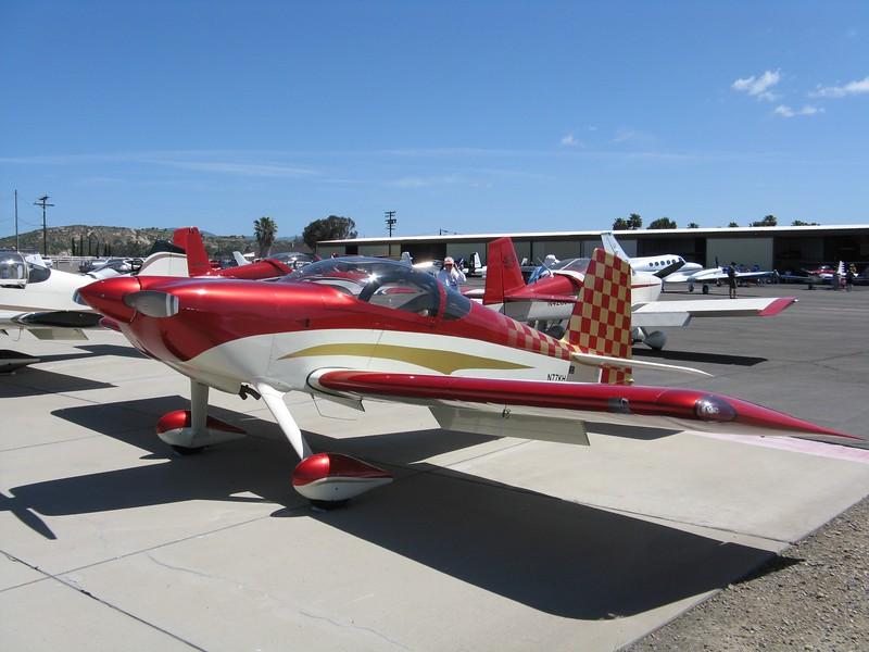 Ken's RV-7