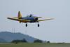 """Fairchild PT-26 """"Cornell"""" on approach"""