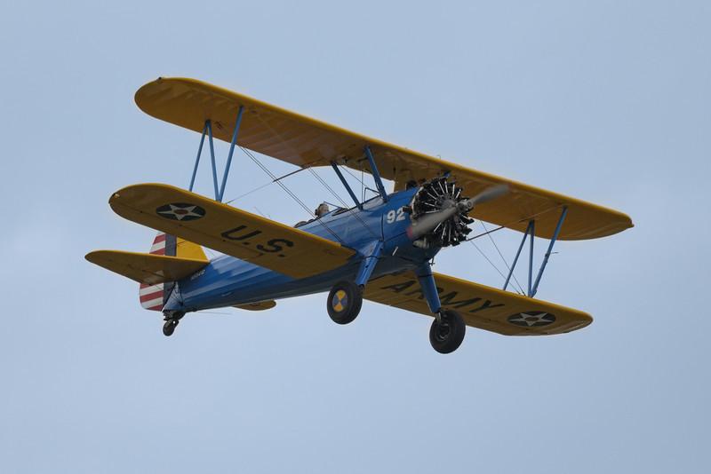 """Boeing N2S-3 """"Steerman"""" (trainer)"""