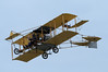 Curtiss-Ely Pusher (replica)--resembles the first one to make a carrier landing in 1911