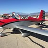 Doug showed up for a while in his RV-9A from Cable Airport.