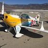 Pitts biplane.