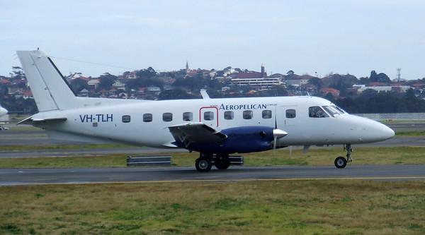 Aeropelican Embraer EMB-110P VH-TLH