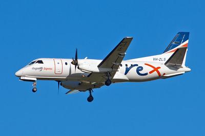 Regional Express Saab 340B VH-ZLS