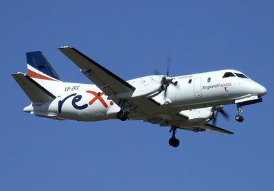 Regional Express Saab 340B VH-ZRX