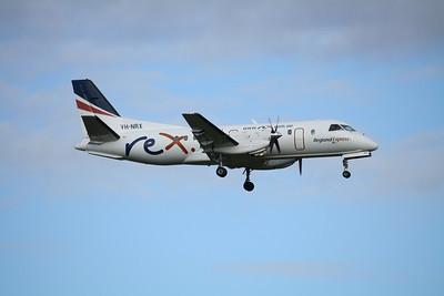Regional Express Saab 340B VH-NRX