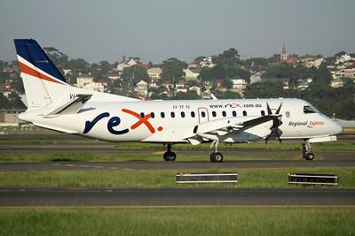Regional Express SAAB 340 VH-ZLV