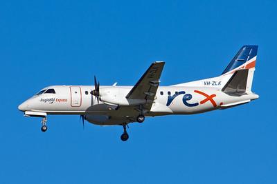 Regional Express Saab 340B VH-ZLK