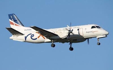 Regional Express Saab 340B VH-RXN
