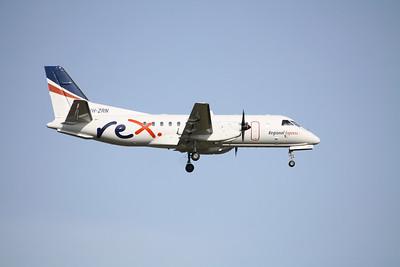 Regional Express Saab 340B VH-ZRN