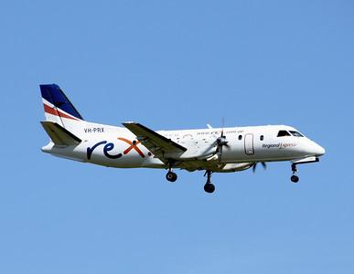 Regional Express Saab 340B VH-PRX