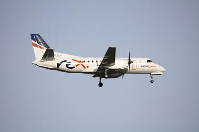 Regional Express Saab 340B VH-ZLV