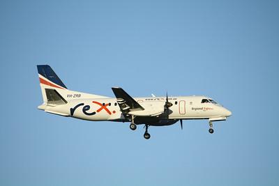 Regional Express Saab 340B VH-ZRB